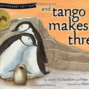 inclusive, LGBT+, parenting, Tango