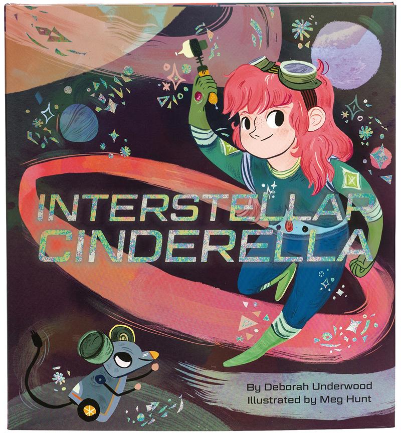 Interstellar Cinderella, LGBT+, Gender, Equality