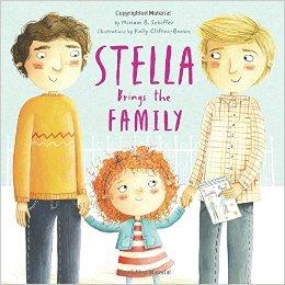 Stella Brings the Family, LGBT+ 2 Dada, 2 Mums, lesbian, gay,