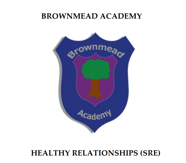 Exemplar Healthy Relationships (SRE) Policy