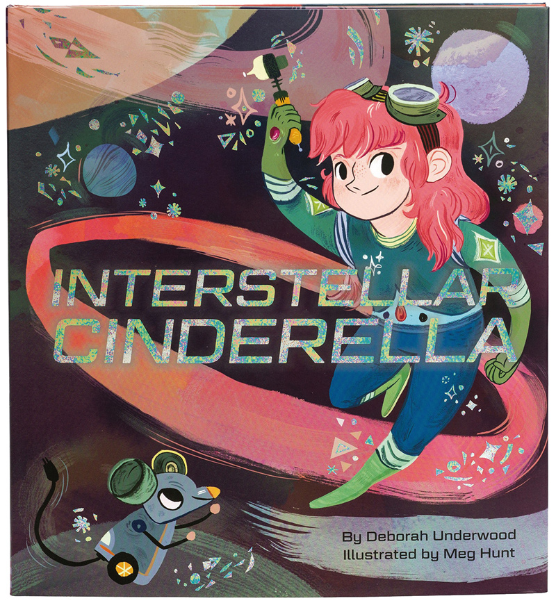 Interstellar Cinderella, LGBT+, Gender, Equality